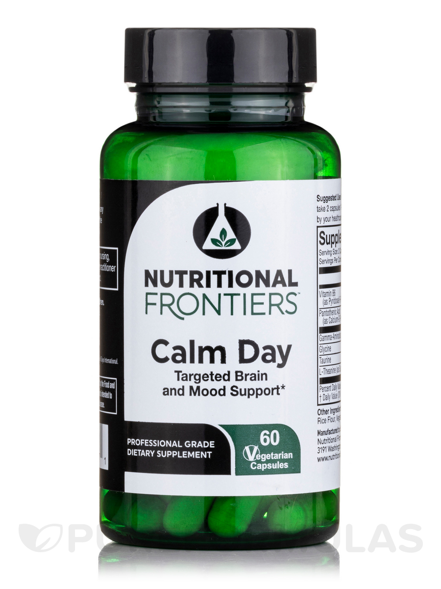 Calm Day - 60 Vegetarian Capsules