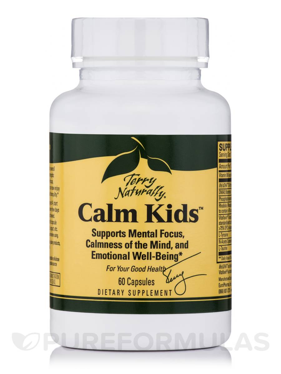Calm Kids™ - 60 Capsules