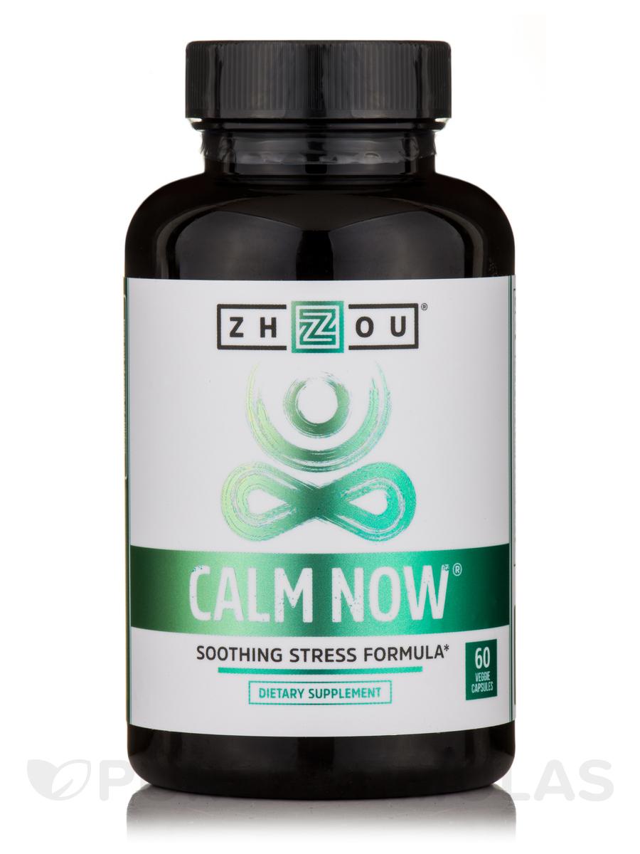 Calm Now - 60 Veggie Capsules