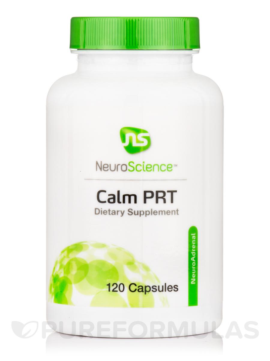 Calm PRT - 120 Capsules