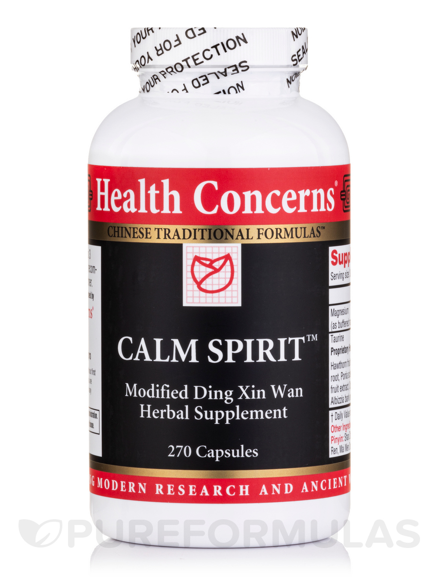 Calm Spirit - 270 Tablets