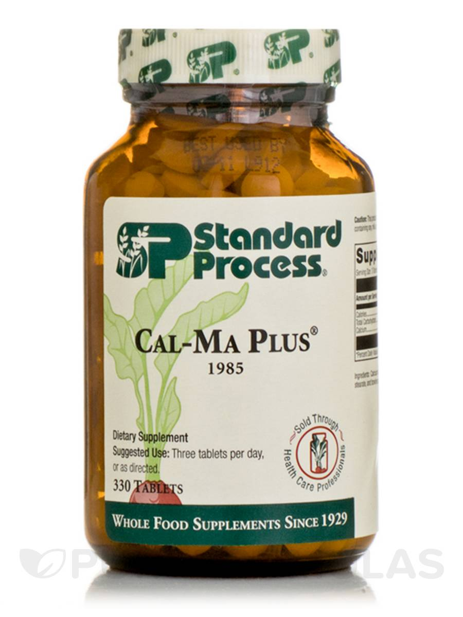 Cal-Ma Plus® - 330 Tablets