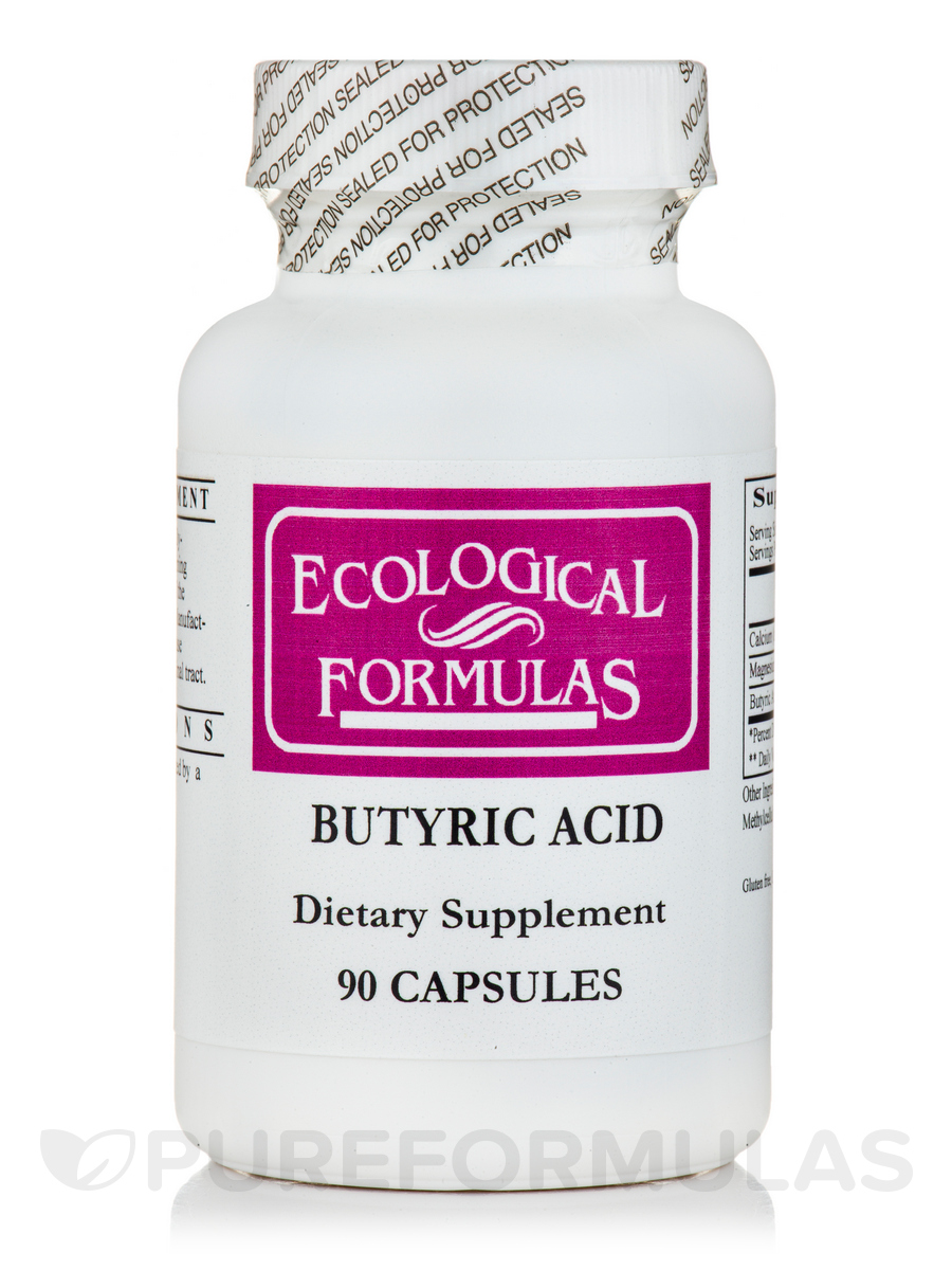 Butyric Acid 2:1 Ratio - 90 Capsules