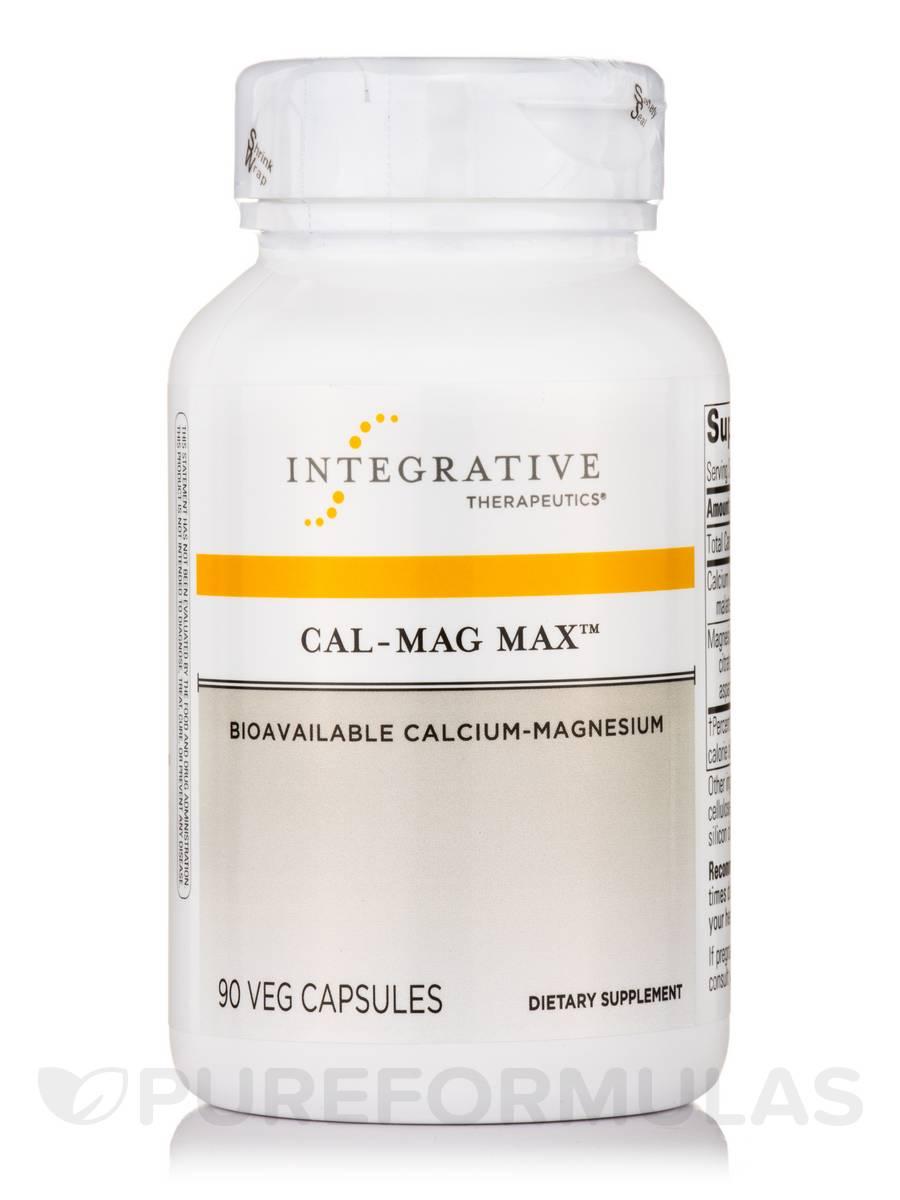 Cal-Mag Max™ - 90 Veg Capsules