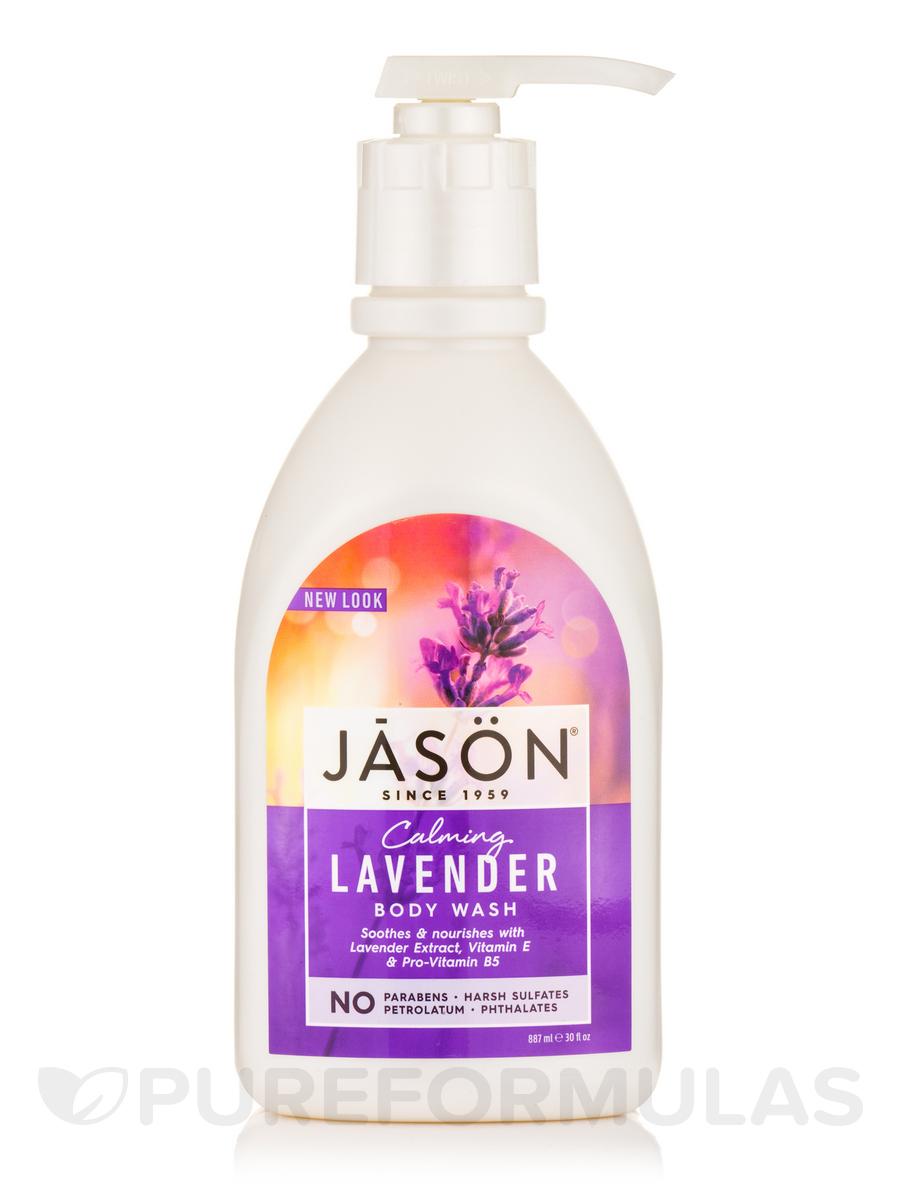 Calming Lavender Body Wash - 30 fl. oz (887 ml)