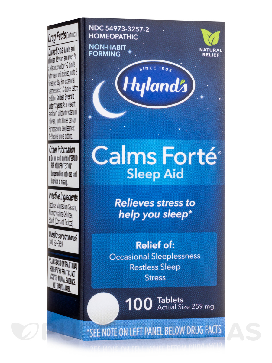 Calms Forte - 100 Tablets