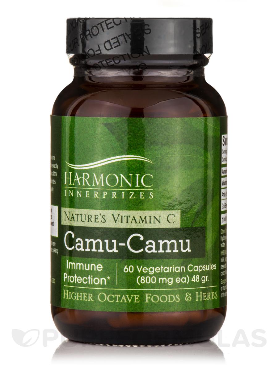 Camu-Camu - 60 Vegetarian Capsules