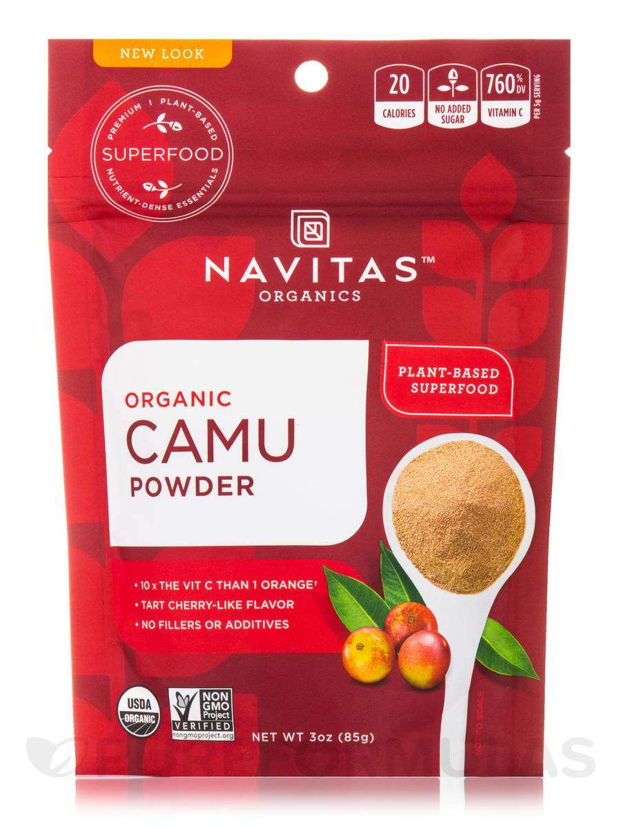 Camu Camu Powder - 3 oz (85 Grams)