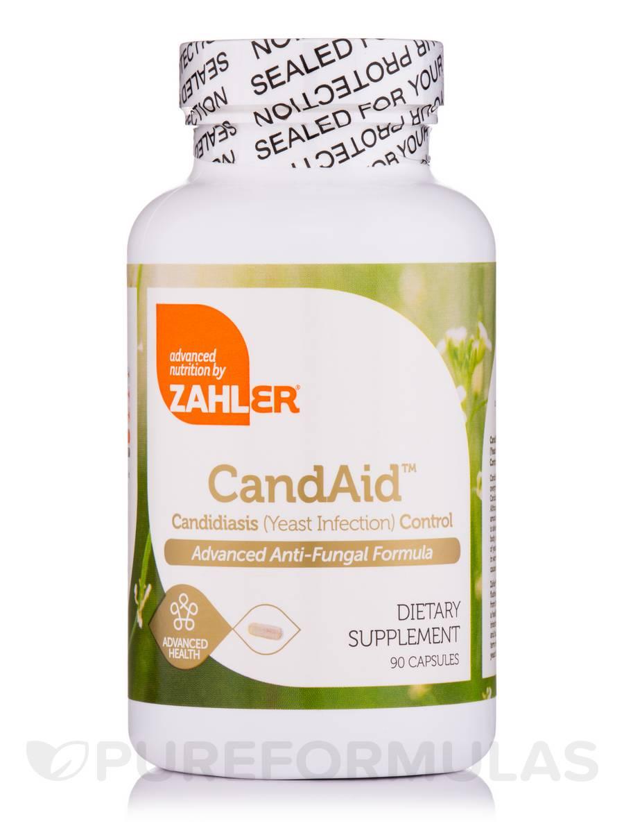CandAid - 90 Capsules