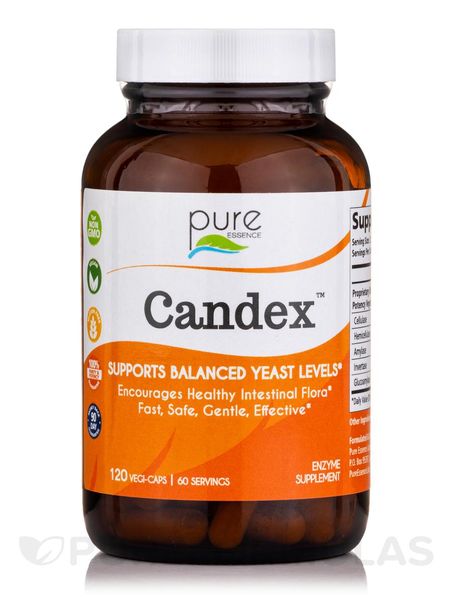 Candex™ - 120 Vegetarian Capsules
