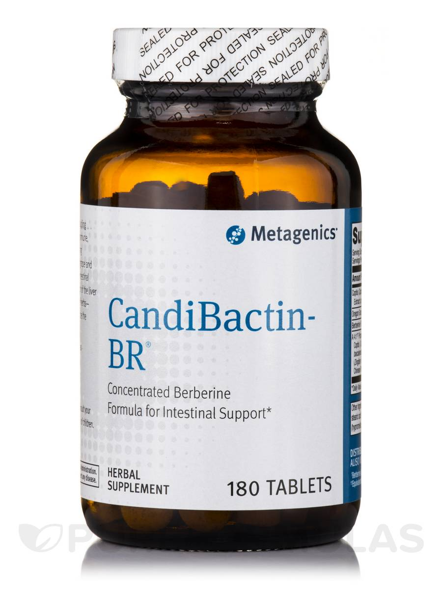 CandiBactin-BR® - 180 Tablets