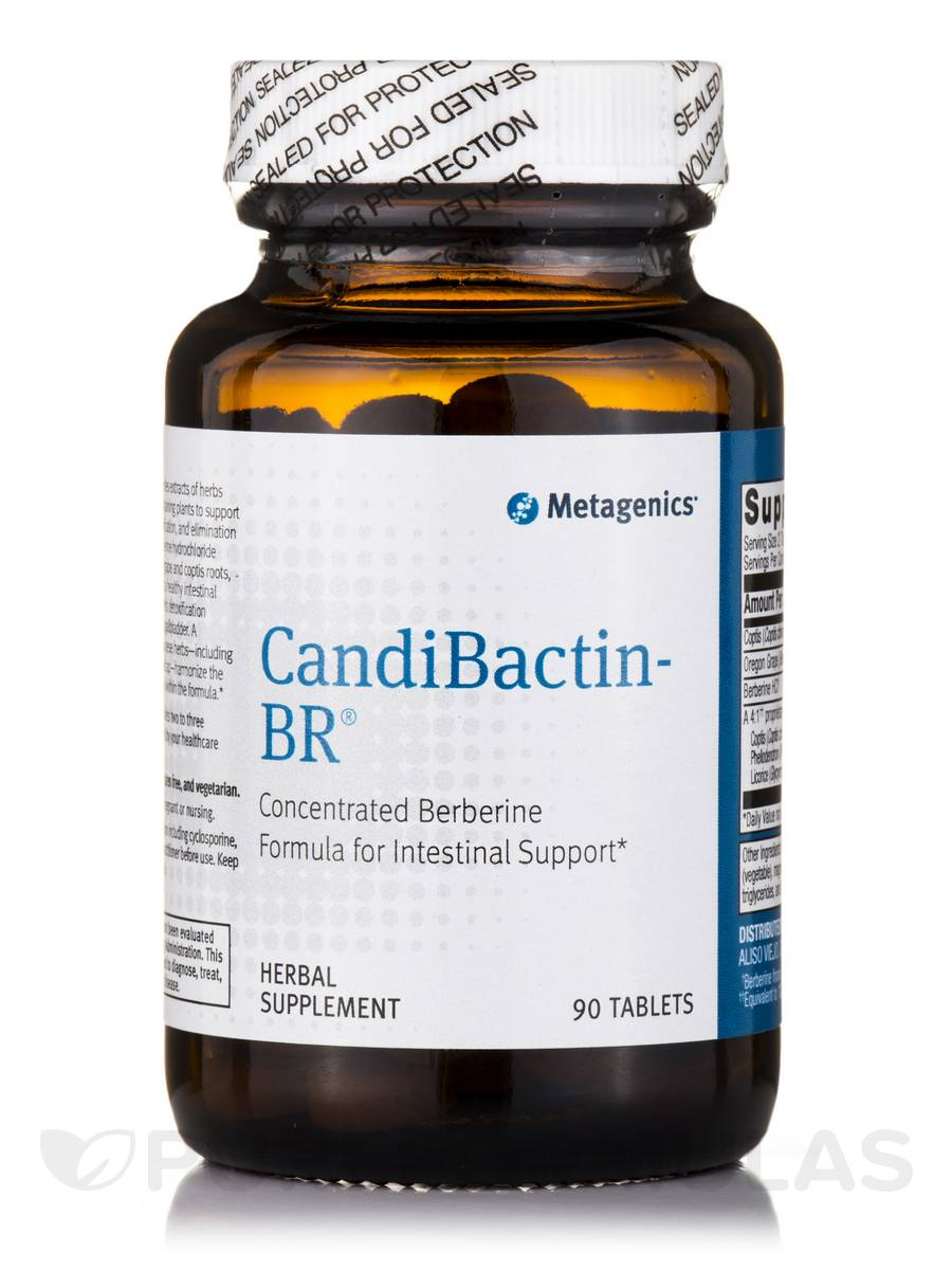 CandiBactin-BR - 90 Tablets