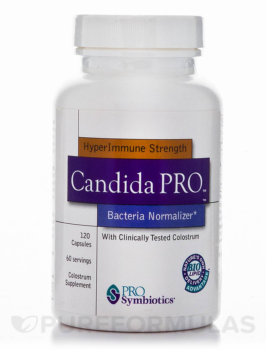 Candida PRO - 120 Capsules