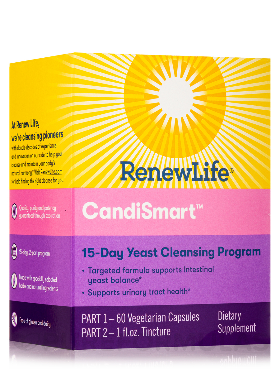 CANDISmart™ 15-Day Program - 2-Part Kit