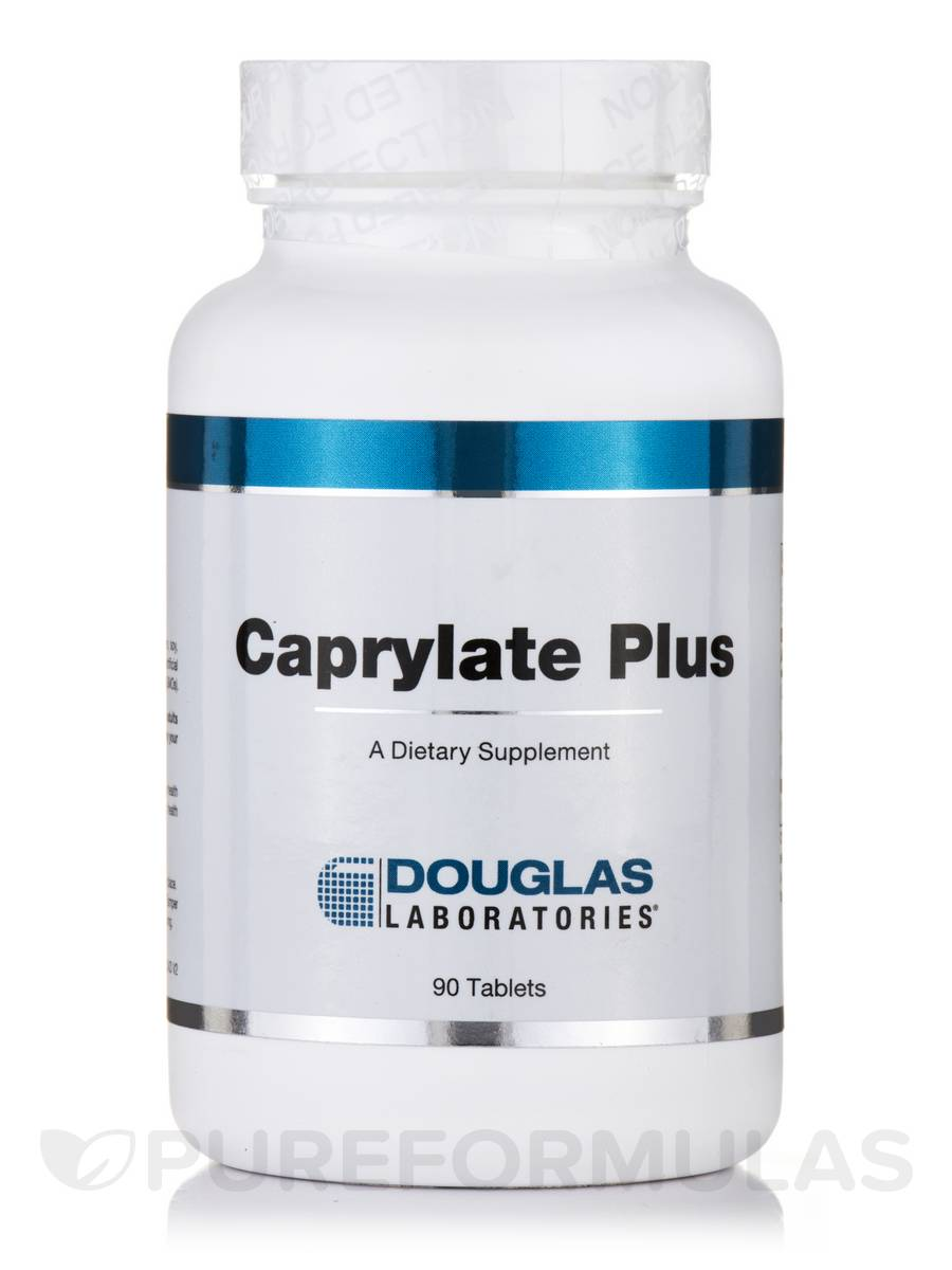 Caprylate Plus - 90 Tablets