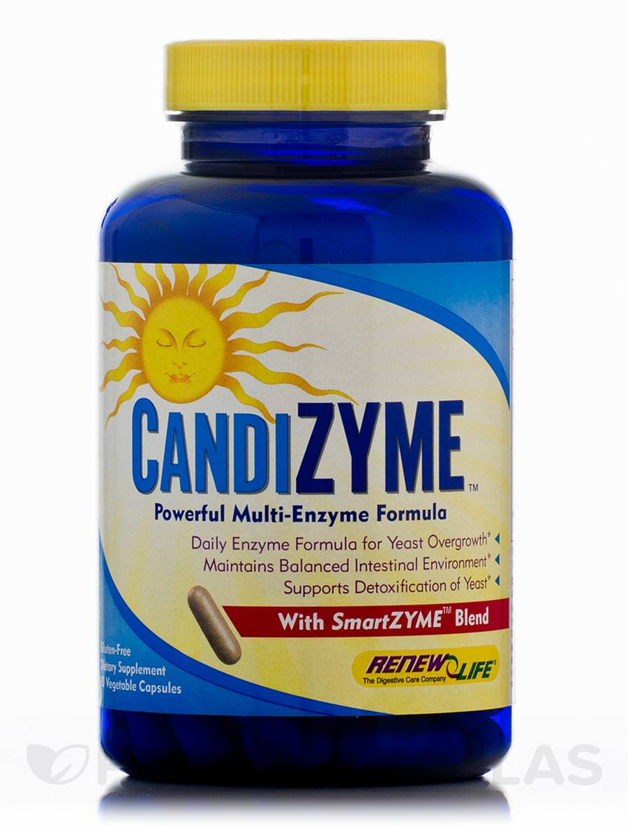 CandiZyme - 90 Capsules