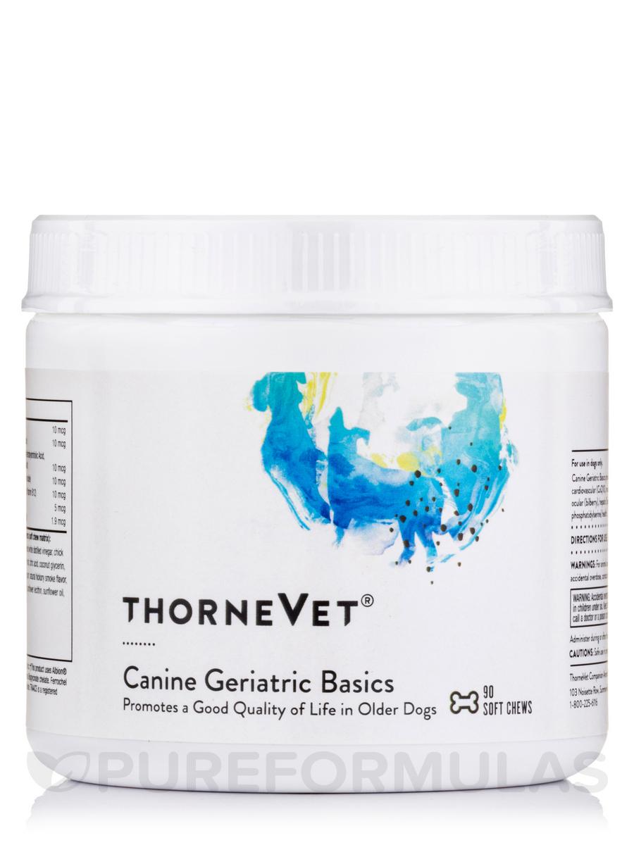Canine Geriatric Basics - 120 Capsules