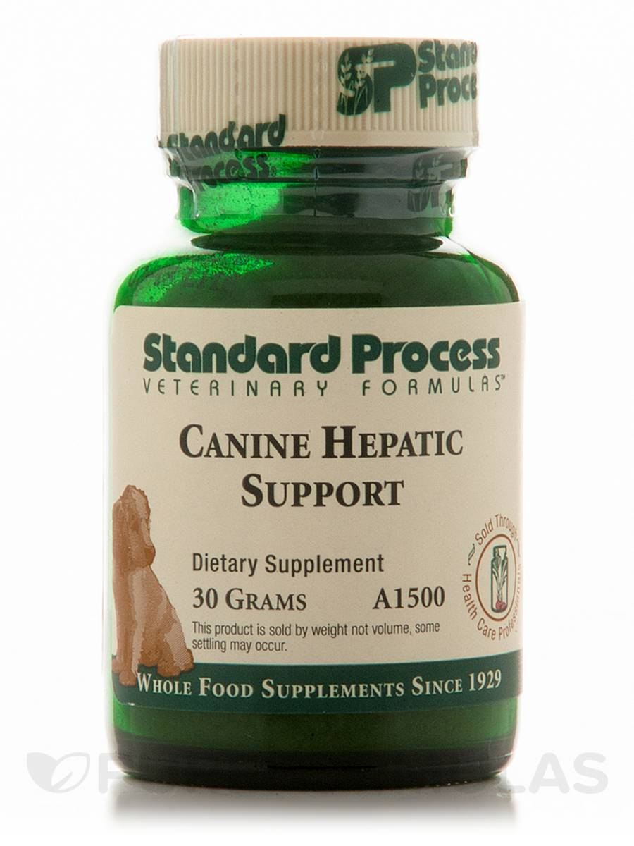 Canine Hepatic Support - 30 Grams