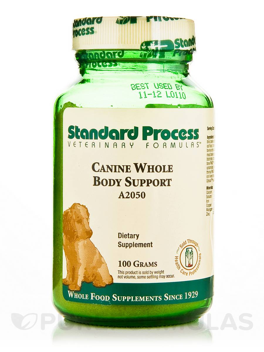 Canine Whole Body Support - 100 Grams