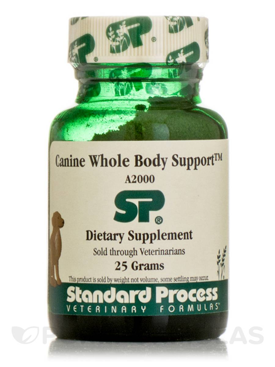 Canine Whole Body Support - 25 Grams