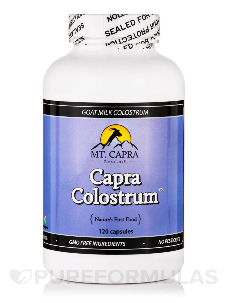 Capra Colostrum™ - 120 Capsules
