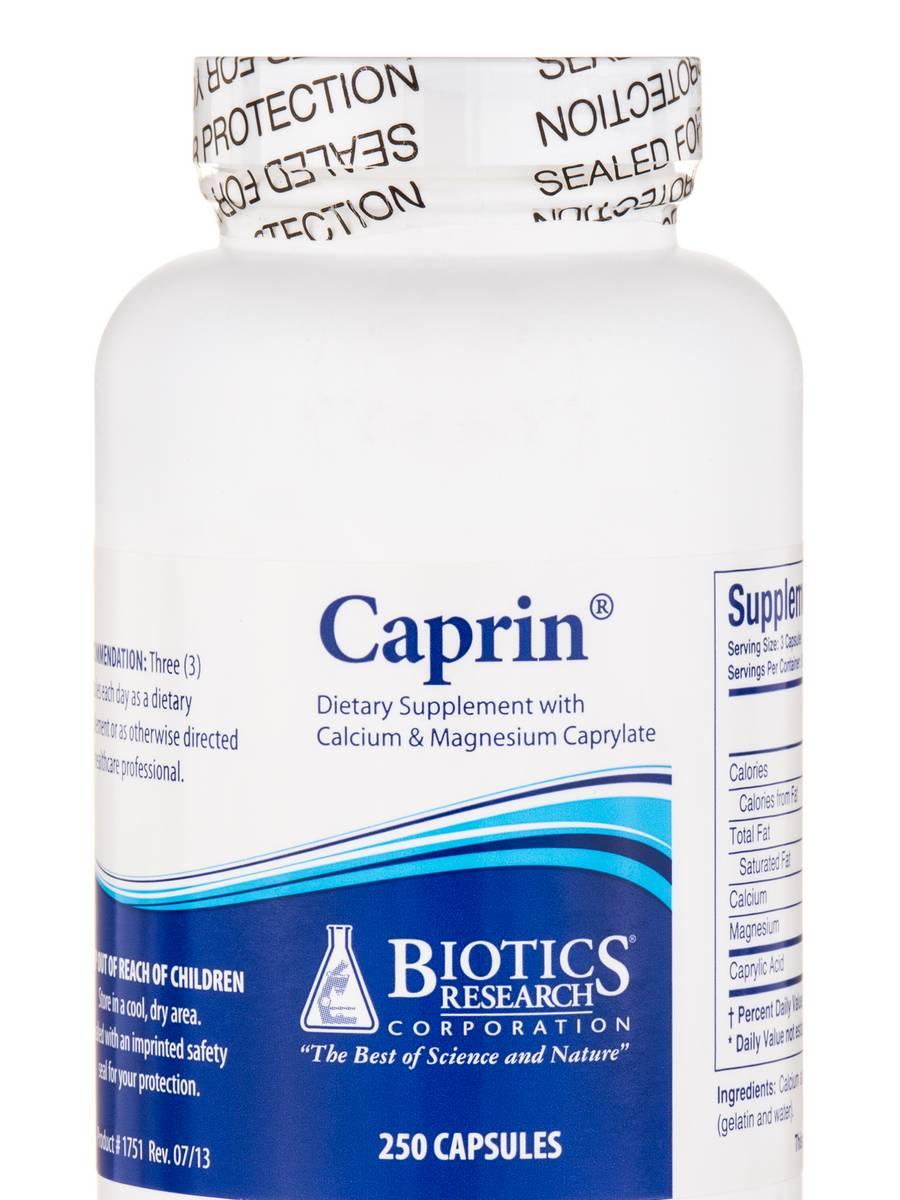 Caprin® - 250 Capsules