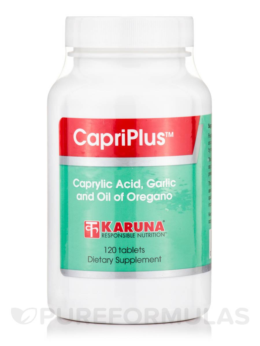 CapriPlus™ - 120 Tablets