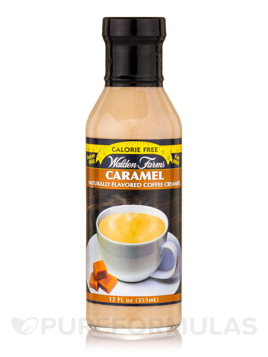 Caramel Naturally Flavored Coffee Creamer - 12 fl. oz (355 ml)
