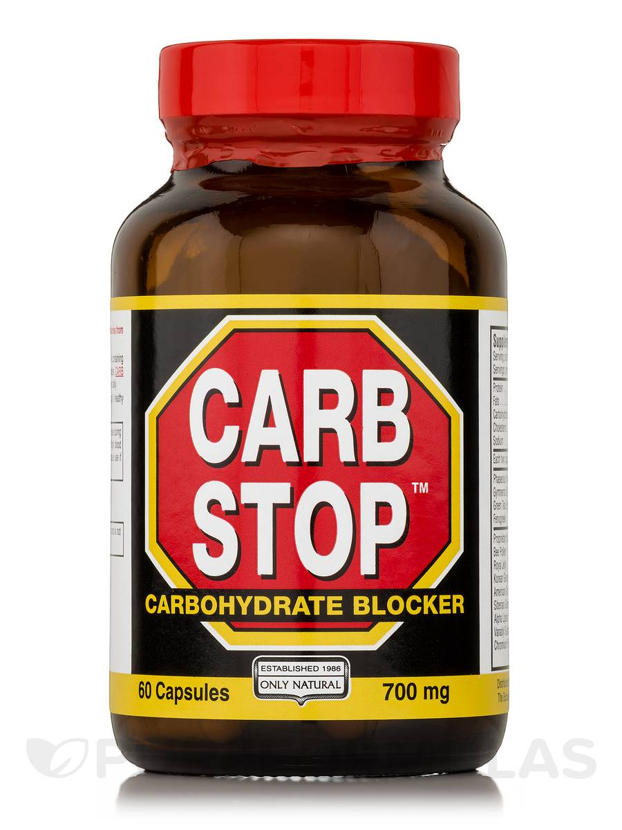 Carb Stop 700 mg - 60 Capsules