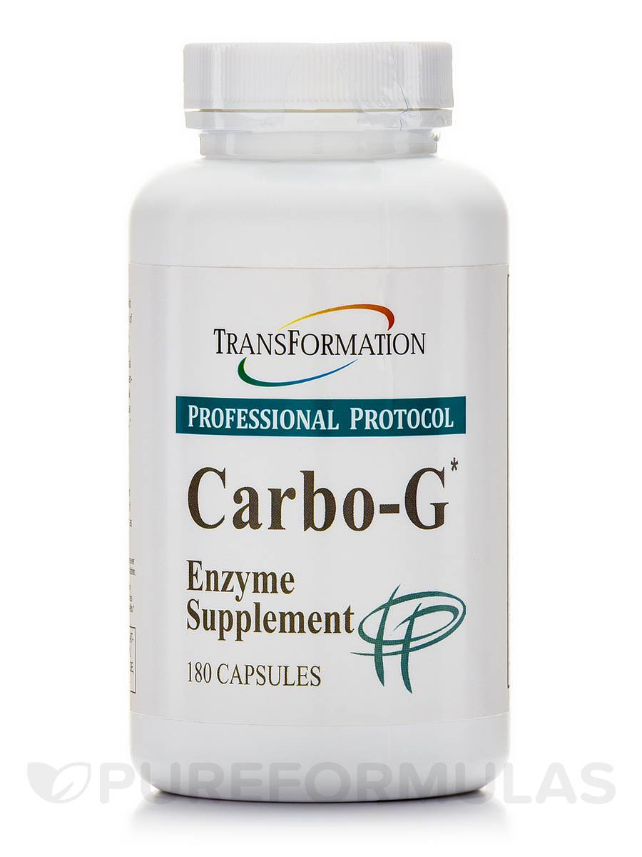 Carbo-G - 180 Capsules