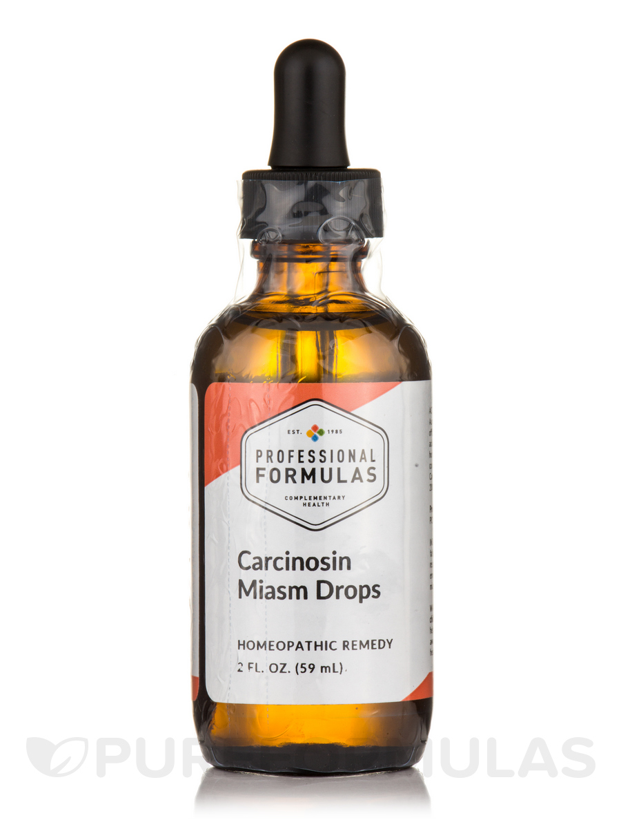 Carcinosin Miasm Drops - 2 fl. oz (60 ml)