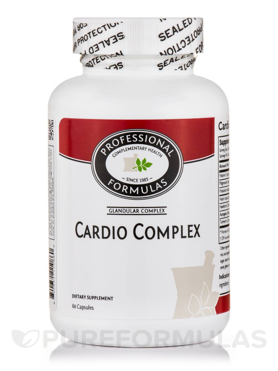Cardio Complex - 60 Capsules