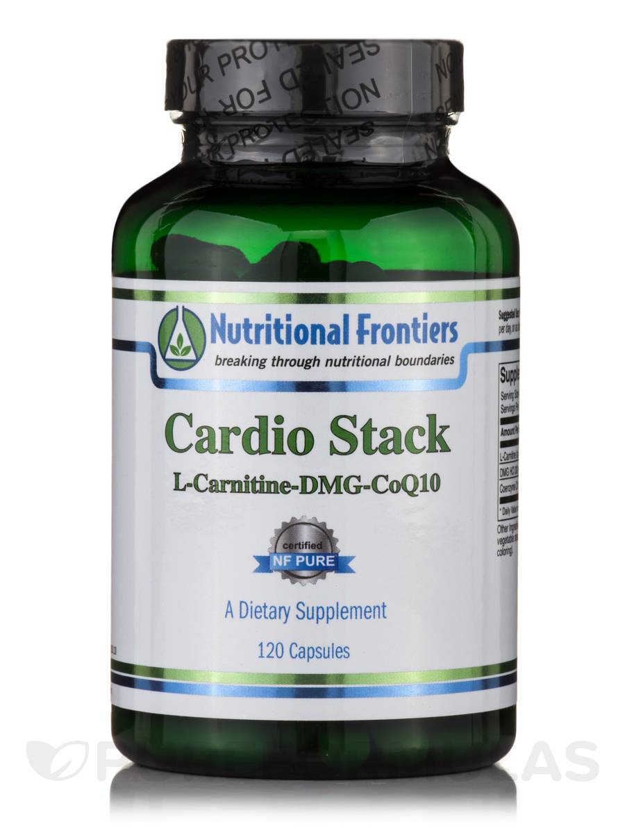 Cardio Stack - 120 Capsules