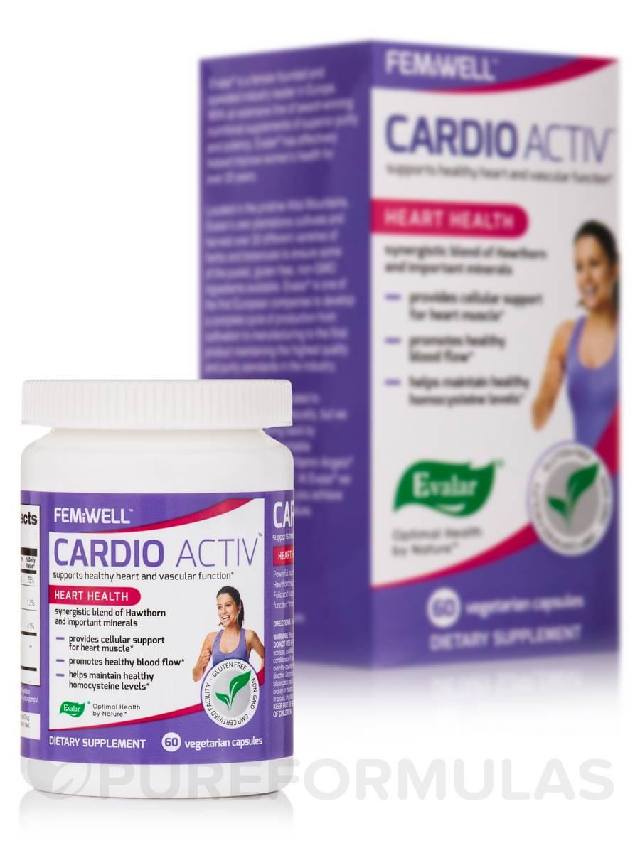 CardioActiv™ (Heart Health) - 60 Vegetarian Capsules