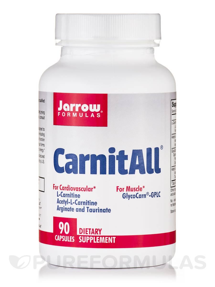 CarnitAll - 90 Capsules