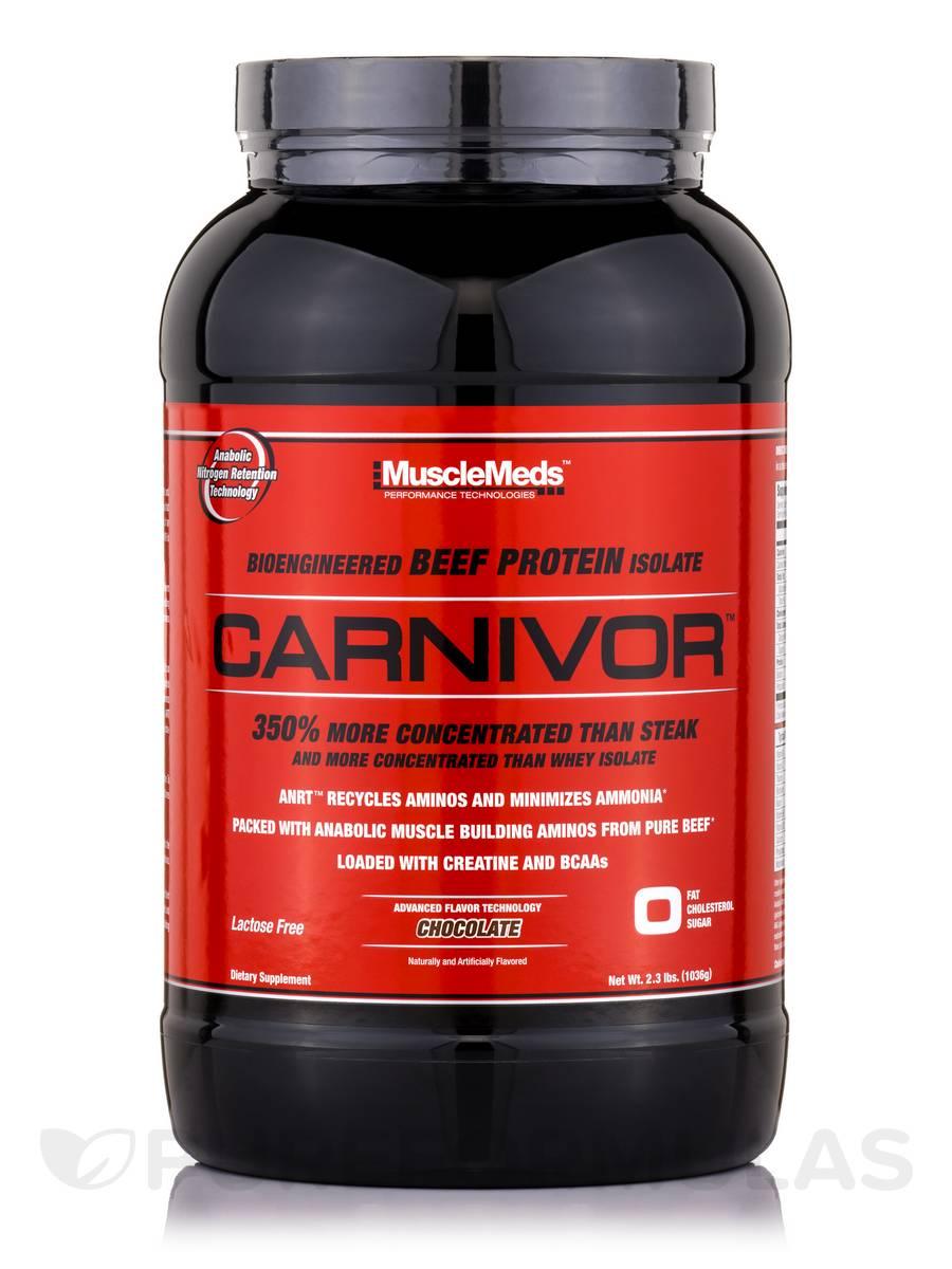 Carnivor Chocolate - 2.3 lbs (1036 Grams)