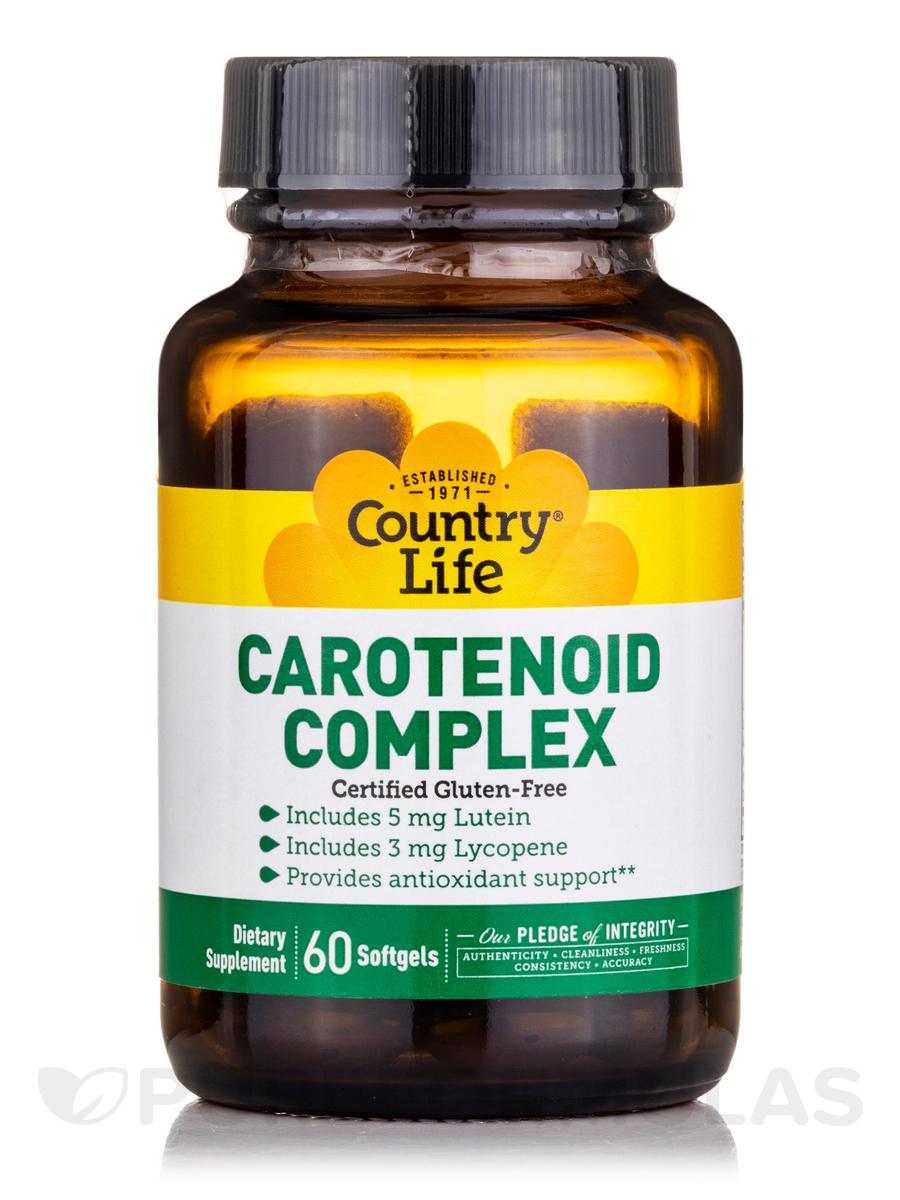 Carotenoid Complex - 60 Softgels