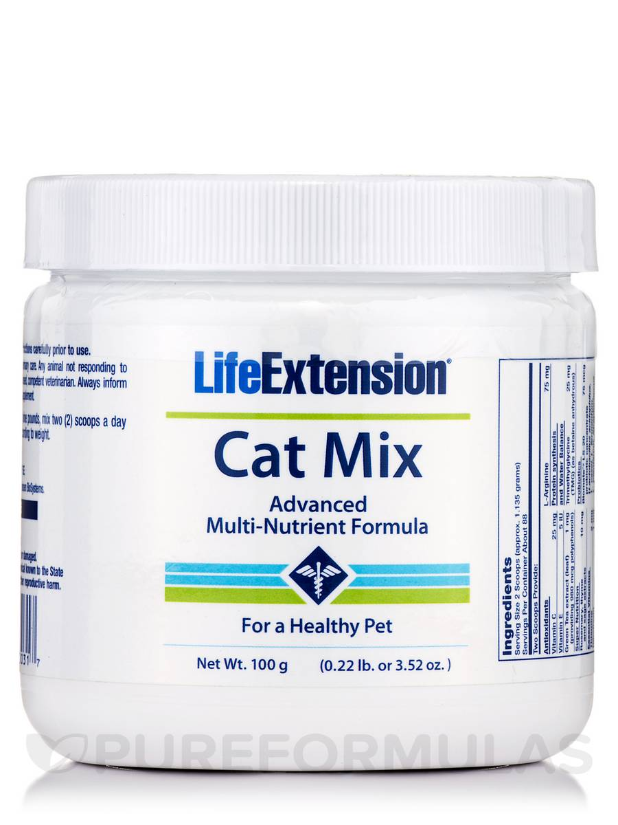Cat Mix - 3.52 oz (100 Grams)