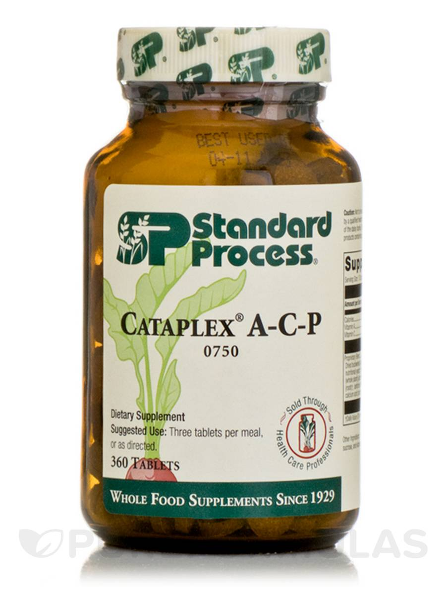 Cataplex® A-C-P - 360 Tablets