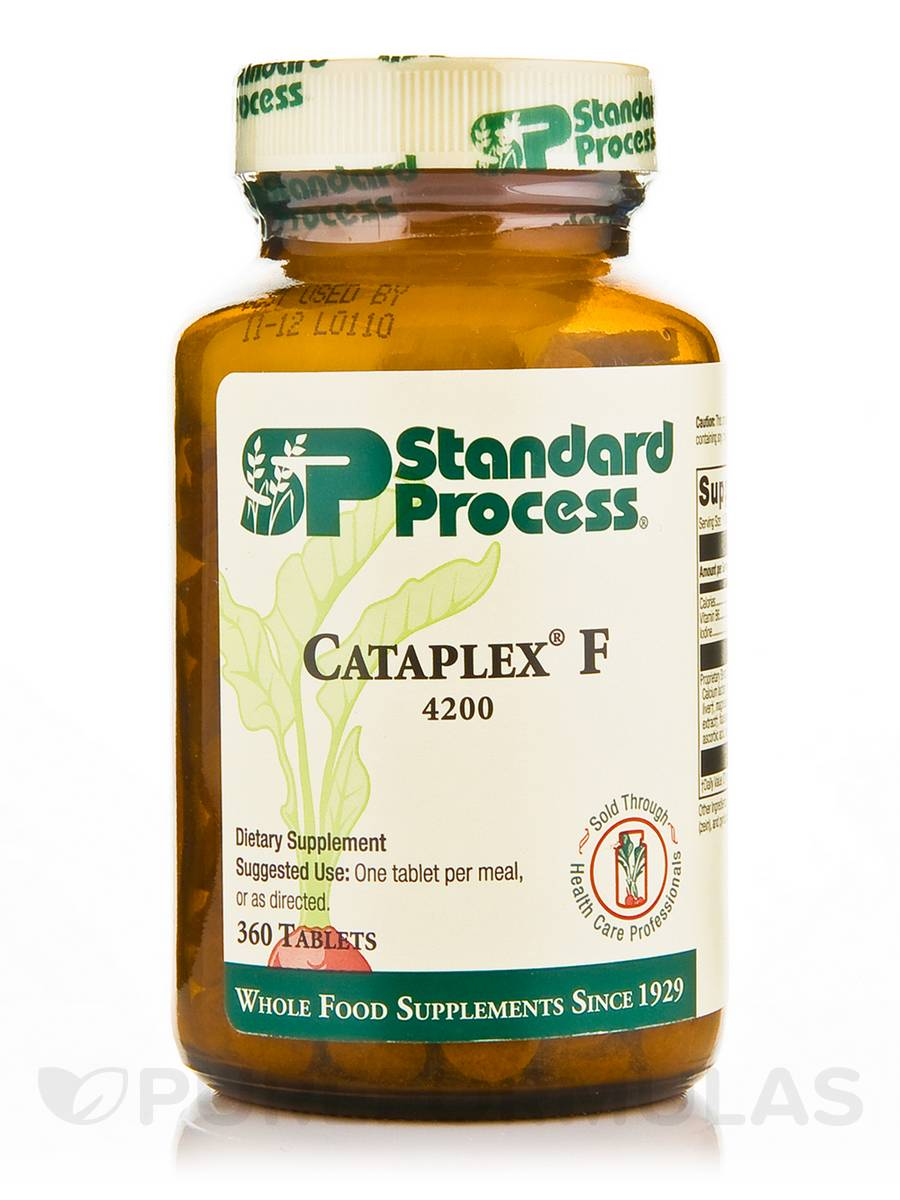 Cataplex® F - 360 Tablets