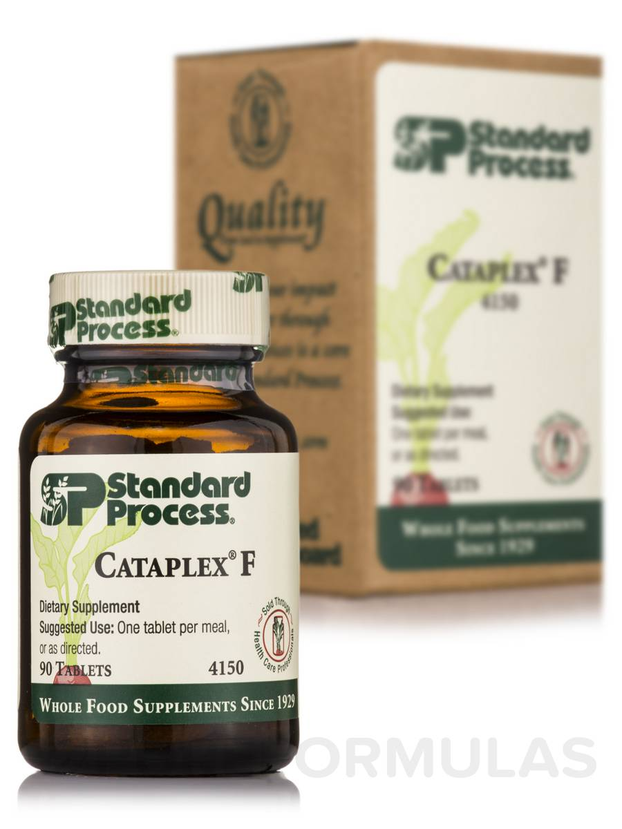 Cataplex® F - 90 Tablets