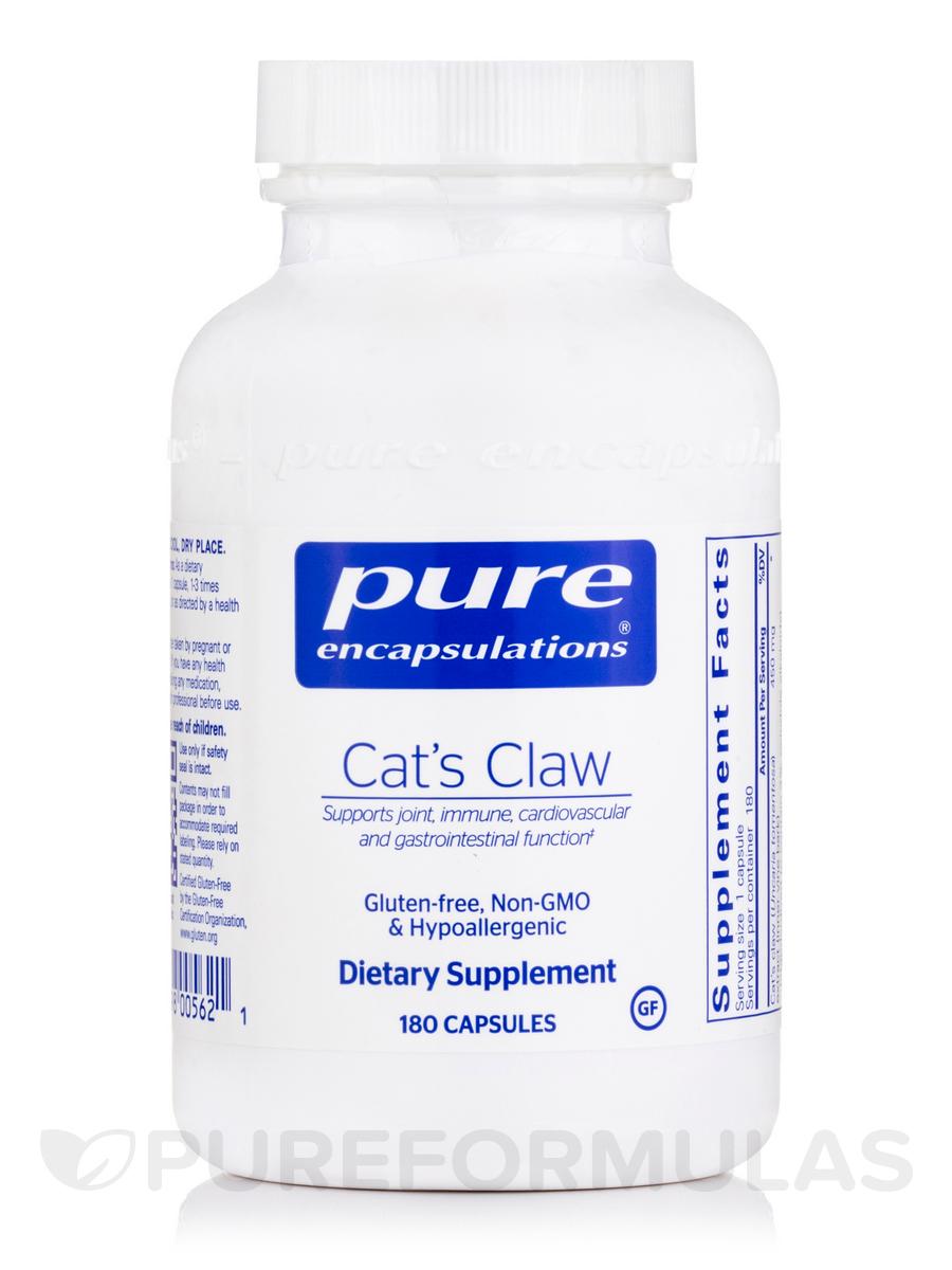 Cat's Claw - 180 Capsules