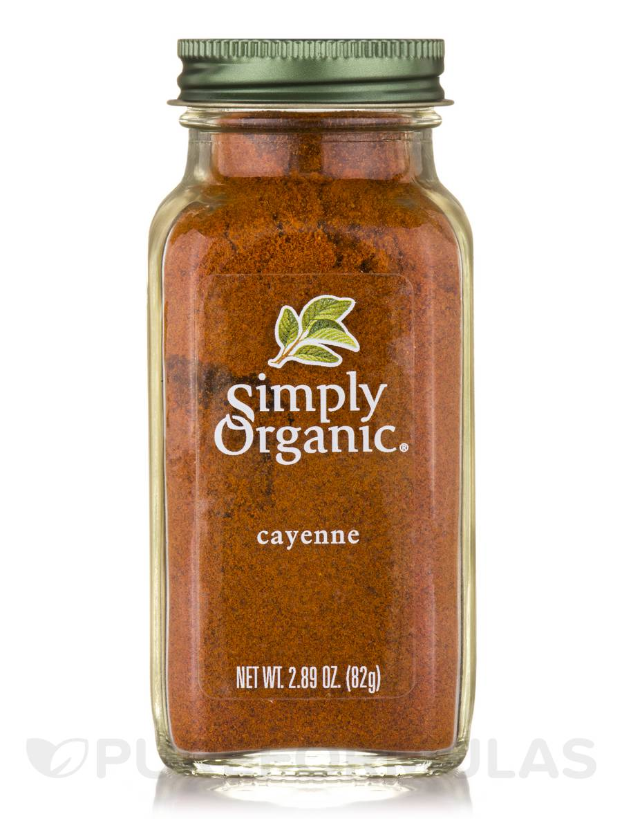 Cayenne Pepper Powder - 2.89 oz (82 Grams)