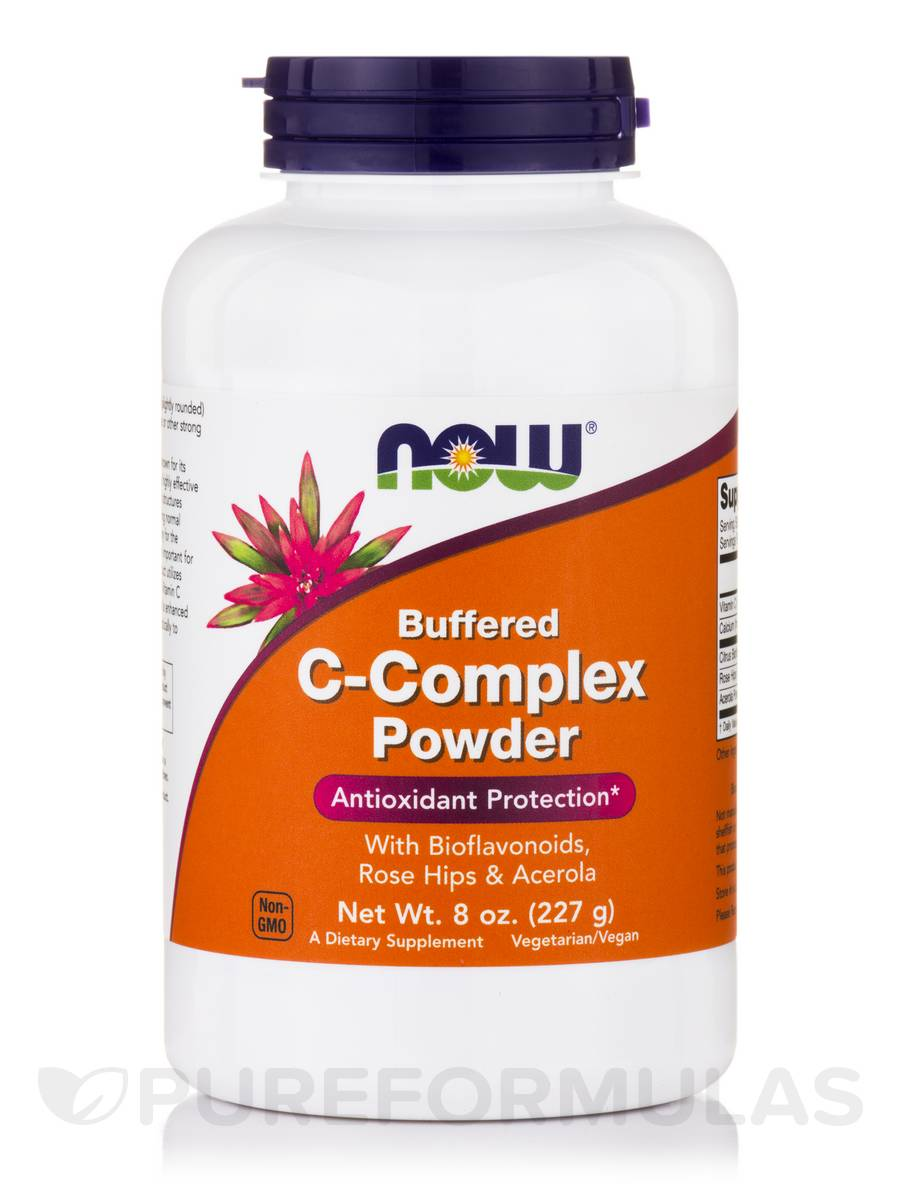 C-Complex Powder (Buffered) - 8 oz (227 Grams)