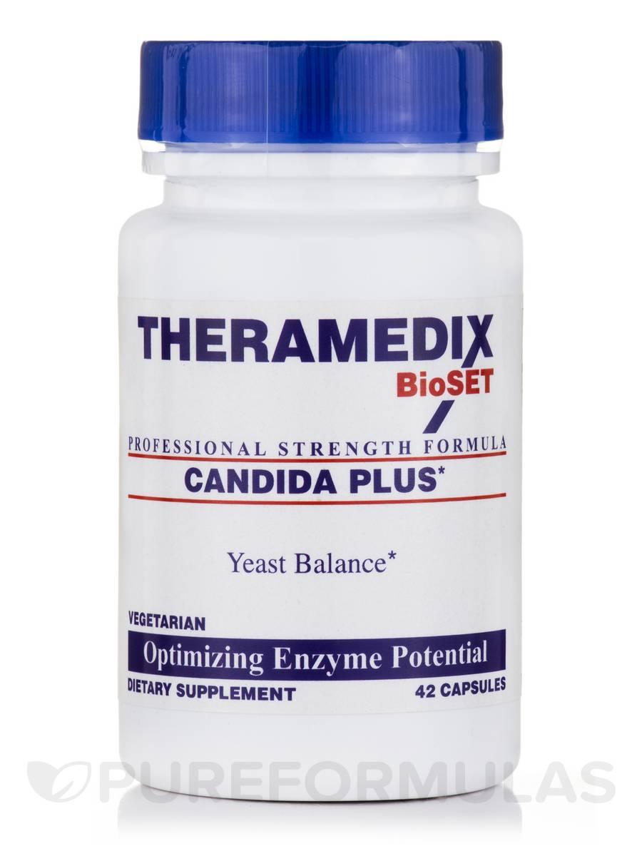 Candida Plus - 42 Vegetarian Capsules