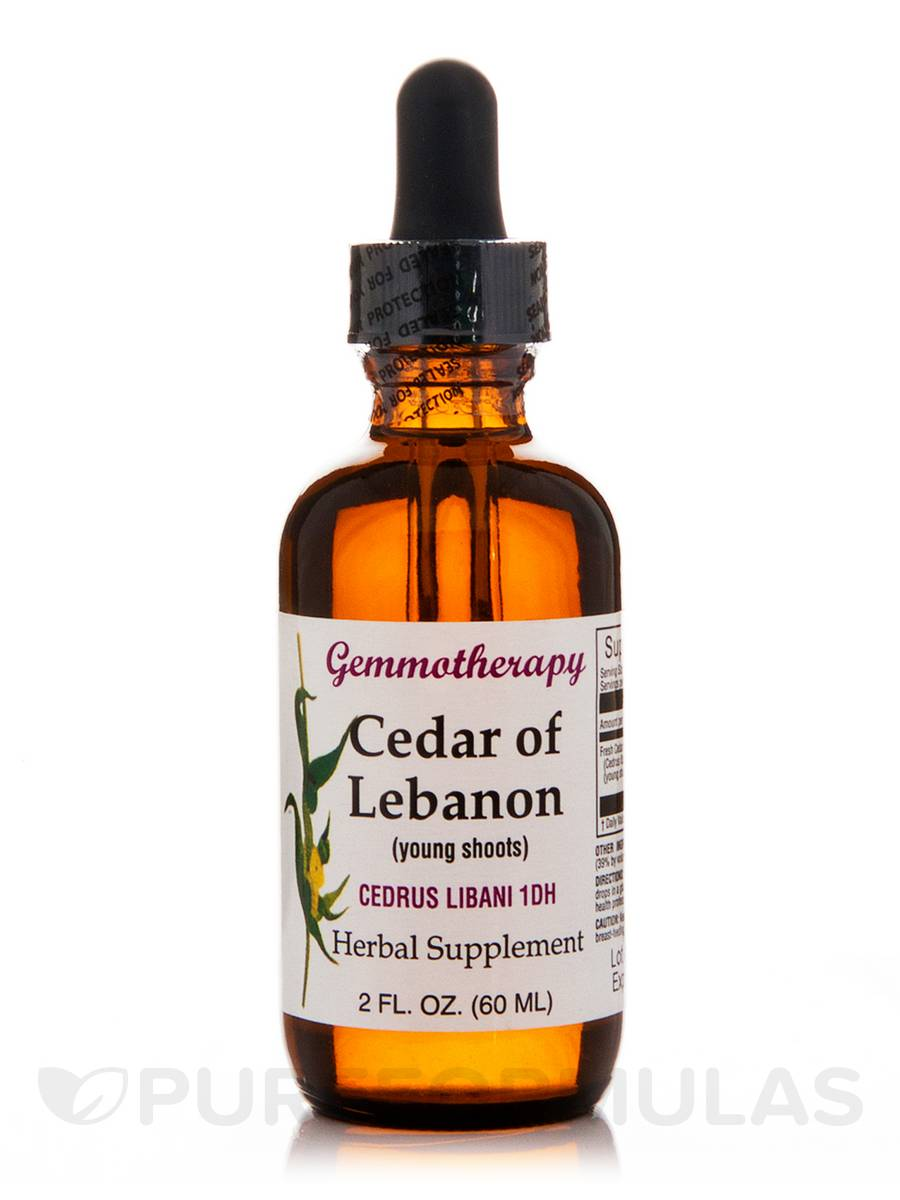 Cedar of Lebanon Cedrus Libani 1DH - 2 fl. oz (60 ml)