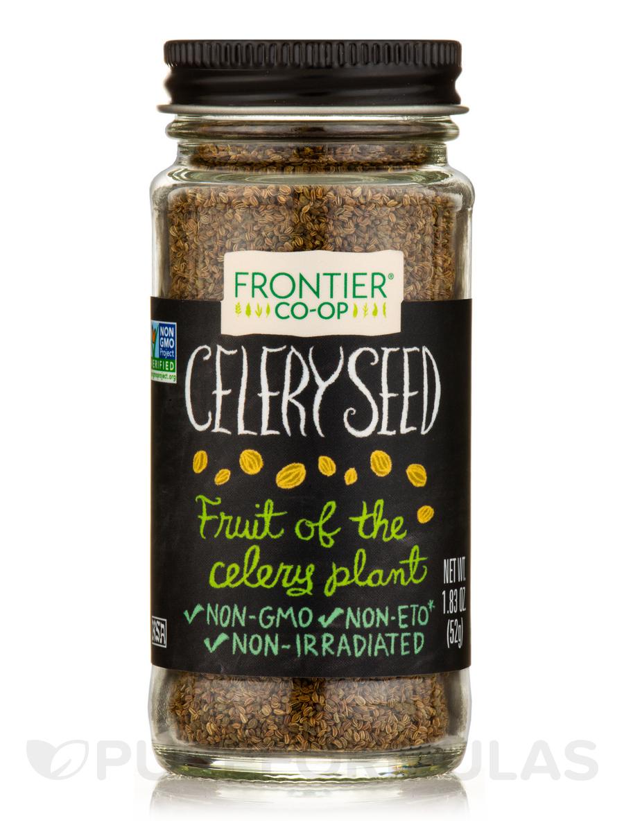 Celery Seed - 1.83 oz (52 Grams)
