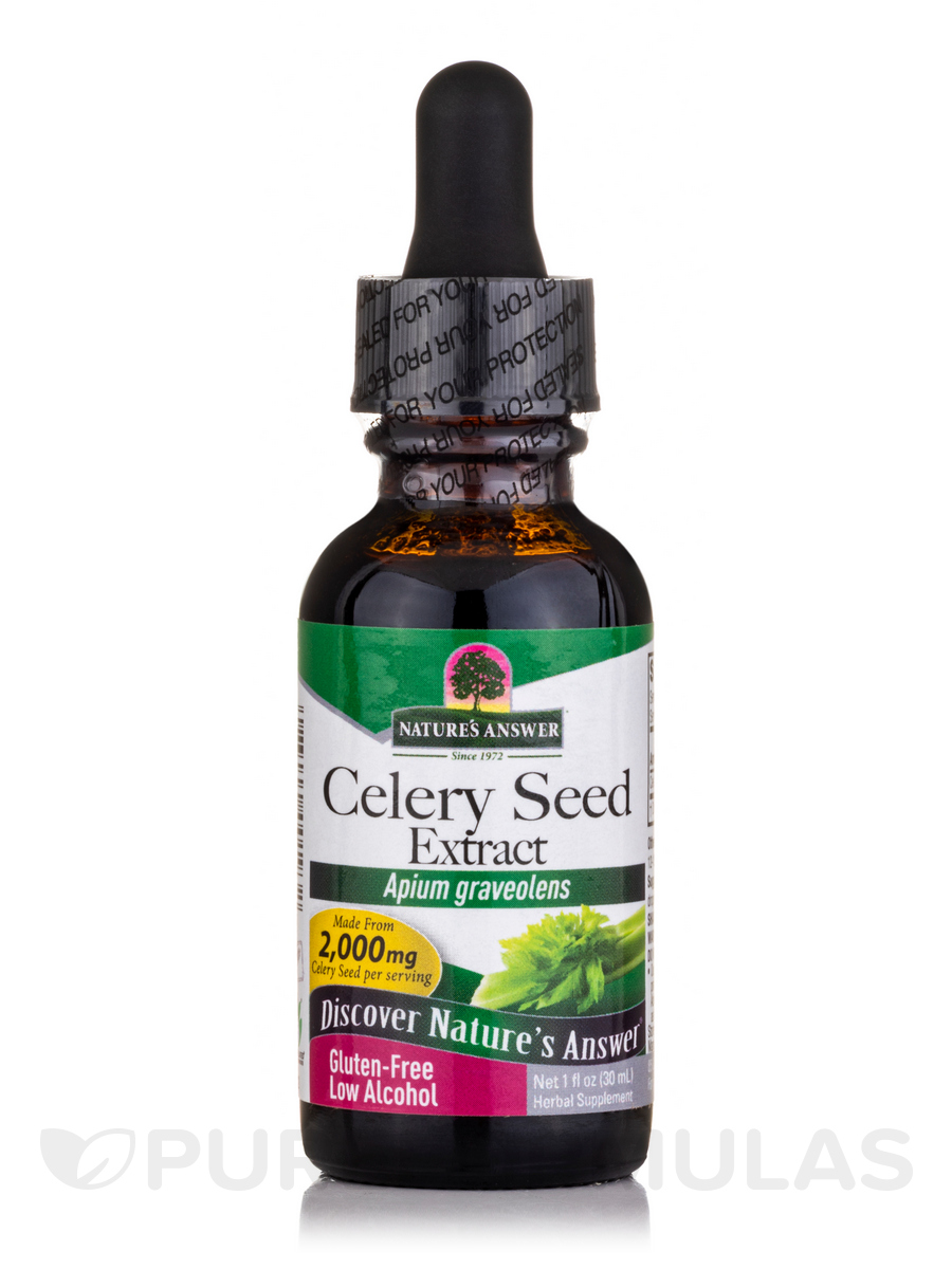 Celery Seed Extract - 1 fl. oz (30 ml)