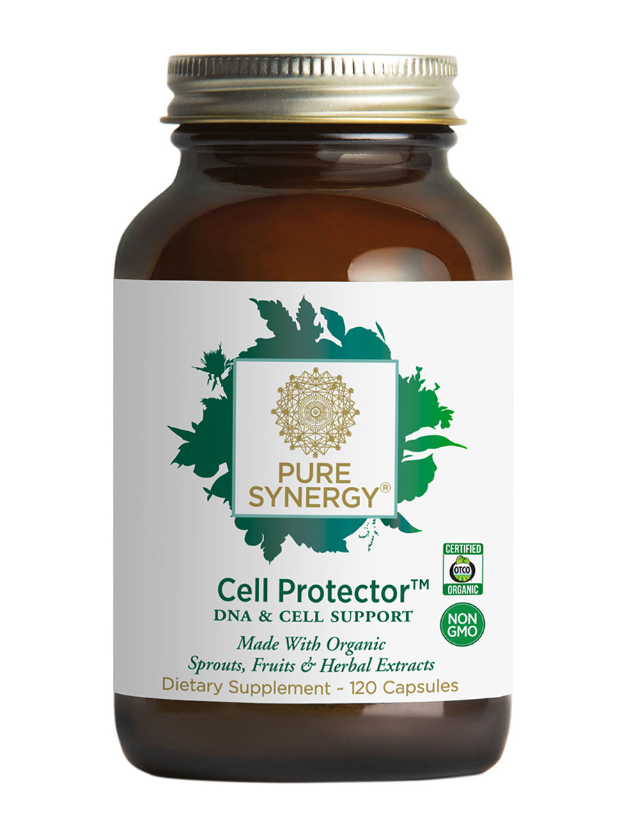 Cell Protector™ - 120 Vegetable Capsules