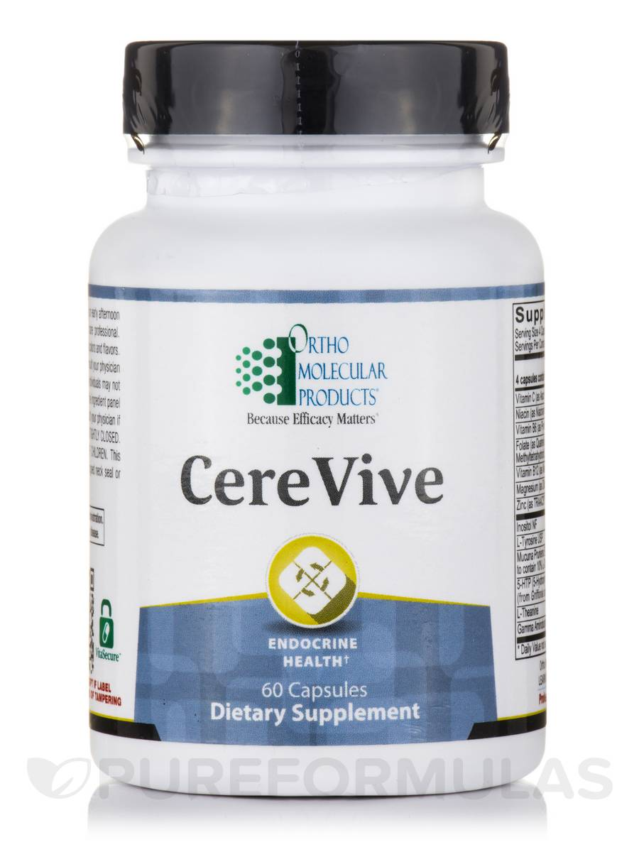 CereVive - 60 Capsules